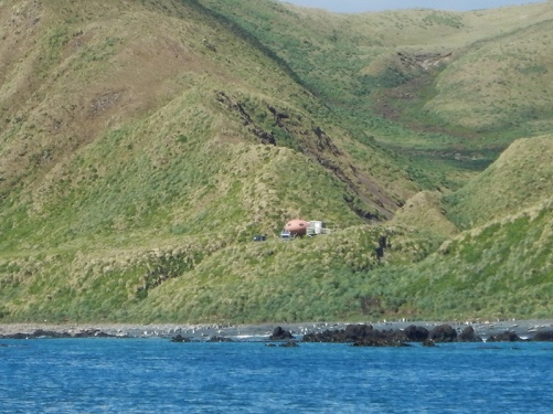 brother point hut