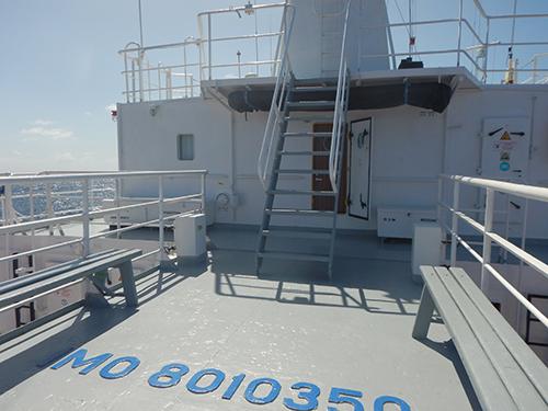600 level deck