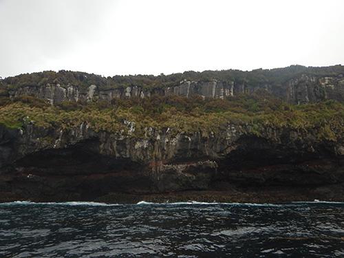 column caves